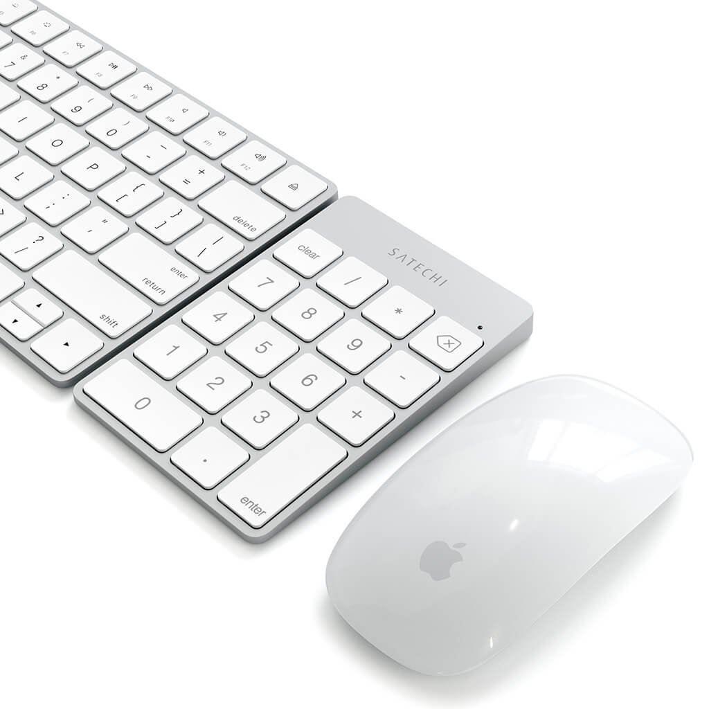 Trådløst bluetooth tastatur
