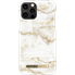 Ideal of Sweden case bagside cover til iphone 12/12 Pro i Golden Pearl Marble