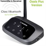 Avantree HiFi Streamer Oasis Plus Transmitter/Receiver med 50 meters rækkevide -  Stream musik nemt!