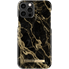 Ideal of Sweden case bagside cover til iphone 12/12 Pro i Golden Smoke Marble