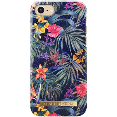IDeal of Sweden fashion case bagside cover til iPhone 8 & 7 & 6/6S i Mysterious Jungle