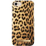 IDeal of Sweden fashion case bagside cover til iPhone SE (2020) & 8 samt 7/6S i wild leopard