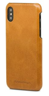 dbramante1928 Tune iPhone XR cover i brun læder ( Golden tan )