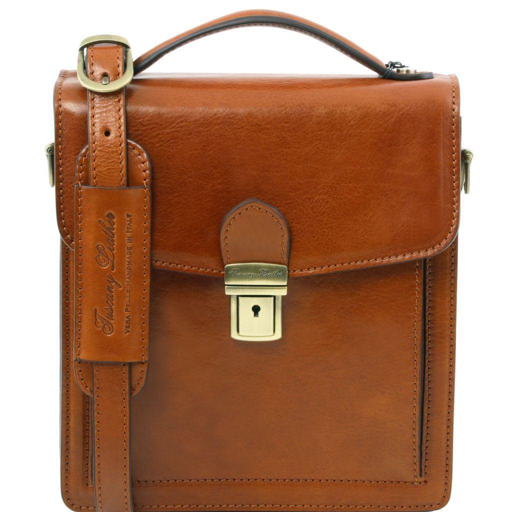 lille brun taske