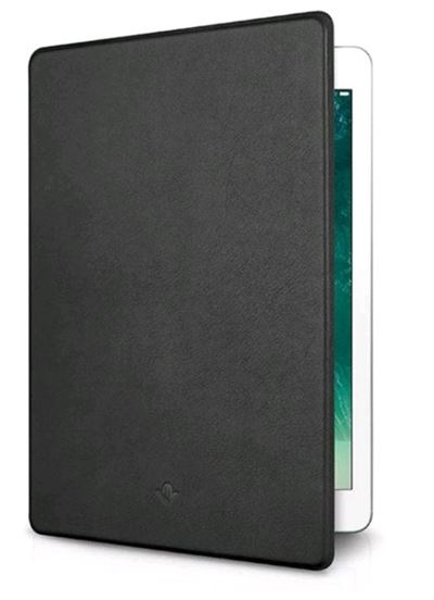 Twelve South SurfacePad til iPad Pro 12.9 i sort - Luksuriøs Læder cover
