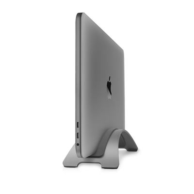 Twelve South BookArc til MacBook i Space gray - Gør din bærbare til en desktop