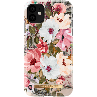 IDeal of Sweden fashion case bagside cover til iPhone 11 i Sweet Blossom