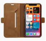 dbramante1928 Copenhagen Slim cover til iPhone 12 Pro Max i brun læder ( Golden tan )