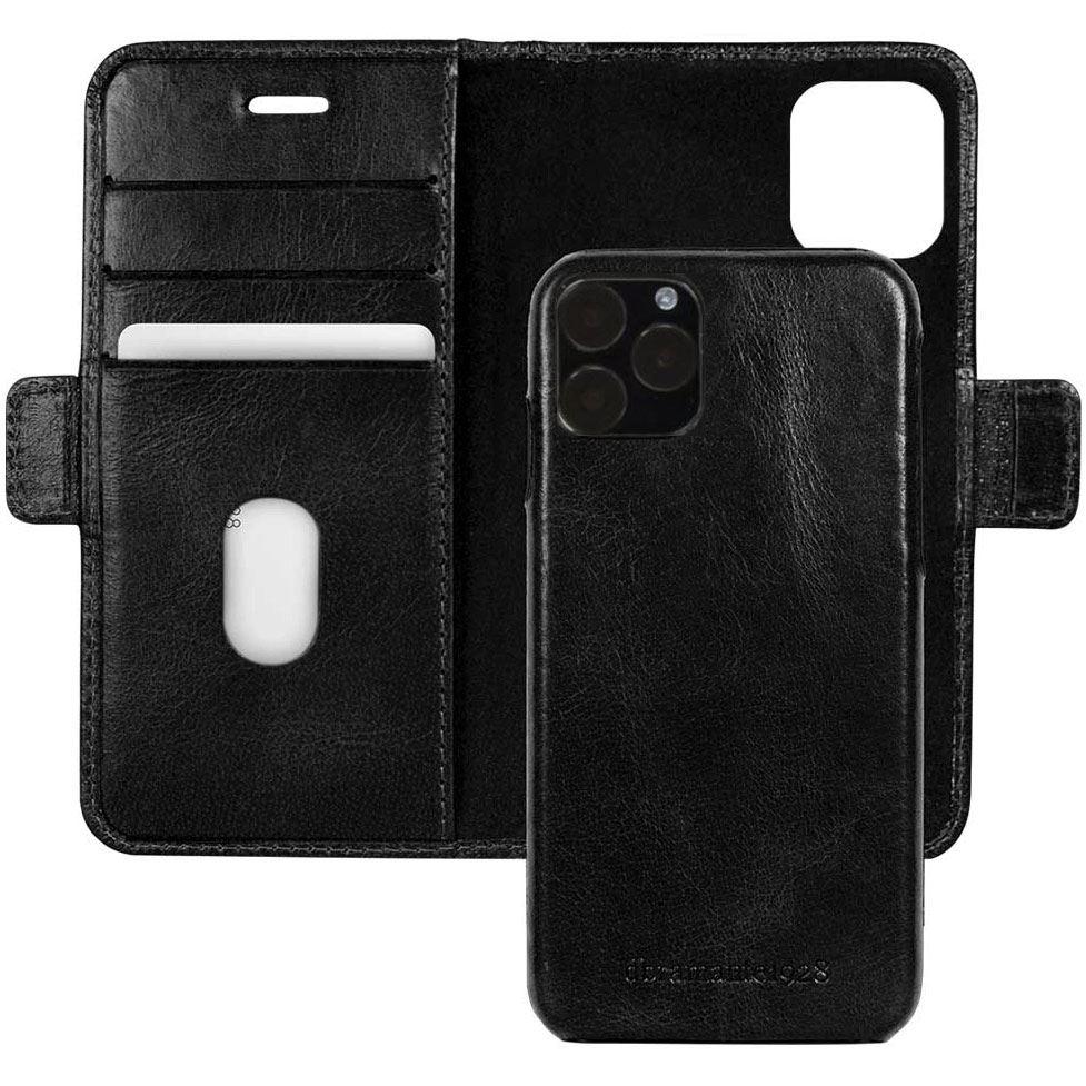 dbramante1928 Lynge cover til iPhone 11 pro i sort læder