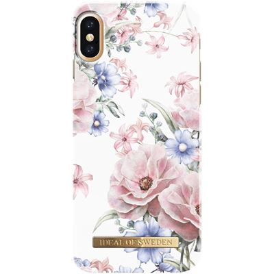 IDeal of Sweden fashion case bagside cover til iPhone X i Floral romance