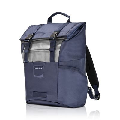 Everki ContemPRO Roll Top Backpack - Navy
