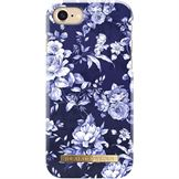 IDeal of Sweden fashion case bagside cover til iPhone 8 & 7 & 6/6S i Sailor Blue Bloom