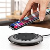 Baseus Whirlwind Wireless Quick Charger i sort